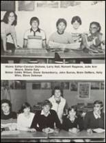 1981 Campbellsville High School Yearbook Page 162 & 163