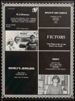 1981 Campbellsville High School Yearbook Page 168 & 169