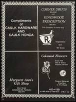 1981 Campbellsville High School Yearbook Page 176 & 177