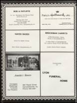 1981 Campbellsville High School Yearbook Page 180 & 181