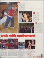1999 Laingsburg High School Yearbook Page 16 & 17