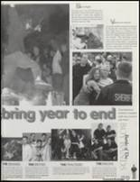 1999 Laingsburg High School Yearbook Page 32 & 33