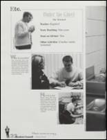 1999 Laingsburg High School Yearbook Page 36 & 37