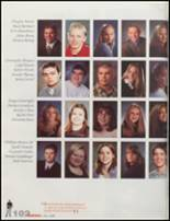 1999 Laingsburg High School Yearbook Page 106 & 107