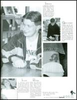 1999 Laingsburg High School Yearbook Page 108 & 109