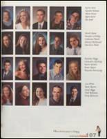 1999 Laingsburg High School Yearbook Page 110 & 111