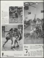 1999 Laingsburg High School Yearbook Page 124 & 125