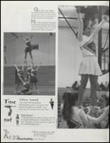 1999 Laingsburg High School Yearbook Page 126 & 127