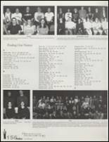 1999 Laingsburg High School Yearbook Page 160 & 161