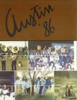 1986 Yearbook Austin High School