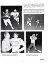 1973 Toppenish High School Yearbook Page 20 & 21