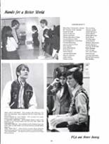 1973 Toppenish High School Yearbook Page 56 & 57