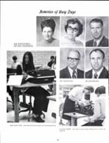 1973 Toppenish High School Yearbook Page 74 & 75