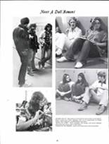 1973 Toppenish High School Yearbook Page 80 & 81