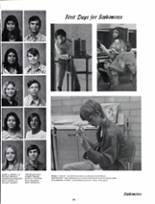 1973 Toppenish High School Yearbook Page 86 & 87