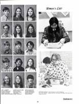 1973 Toppenish High School Yearbook Page 92 & 93