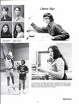 1973 Toppenish High School Yearbook Page 100 & 101