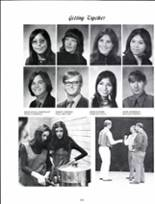 1973 Toppenish High School Yearbook Page 122 & 123
