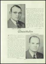 1944 Centralia High School Yearbook Page 16 & 17