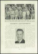 1944 Centralia High School Yearbook Page 24 & 25