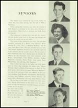 1944 Centralia High School Yearbook Page 28 & 29