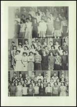 1944 Centralia High School Yearbook Page 42 & 43