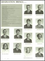 1970 Galax High School Yearbook Page 38 & 39