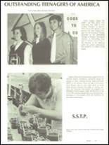 1970 Galax High School Yearbook Page 46 & 47