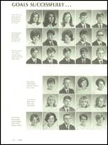 1970 Galax High School Yearbook Page 54 & 55