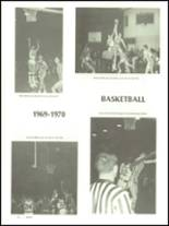 1970 Galax High School Yearbook Page 76 & 77