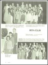 1970 Galax High School Yearbook Page 96 & 97