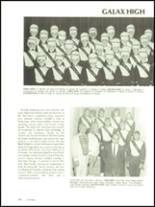 1970 Galax High School Yearbook Page 104 & 105