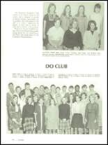 1970 Galax High School Yearbook Page 108 & 109