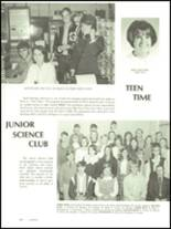 1970 Galax High School Yearbook Page 112 & 113