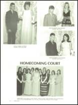 1970 Galax High School Yearbook Page 116 & 117
