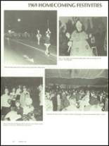 1970 Galax High School Yearbook Page 124 & 125