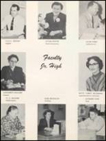 1955 Elk City High School Yearbook Page 14 & 15