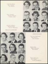 1955 Elk City High School Yearbook Page 20 & 21