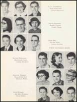 1955 Elk City High School Yearbook Page 22 & 23