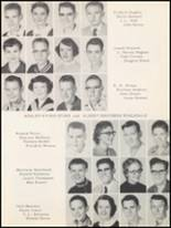 1955 Elk City High School Yearbook Page 26 & 27