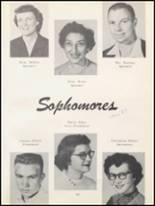 1955 Elk City High School Yearbook Page 28 & 29