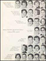 1955 Elk City High School Yearbook Page 30 & 31