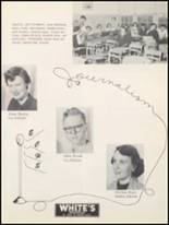 1955 Elk City High School Yearbook Page 42 & 43