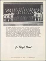 1955 Elk City High School Yearbook Page 52 & 53
