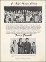 1955 Elk City High School Yearbook Page 54 & 55