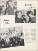 1955 Elk City High School Yearbook Page 56 & 57