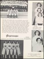 1955 Elk City High School Yearbook Page 62 & 63