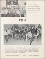 1955 Elk City High School Yearbook Page 64 & 65