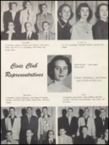 1955 Elk City High School Yearbook Page 74 & 75