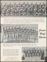 1955 Elk City High School Yearbook Page 82 & 83